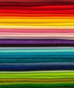 Дюсови цветове Коприна и Вискозно Cady