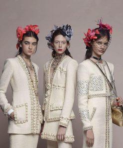 Вълни & Chanel & Жакарди | Висша Мода